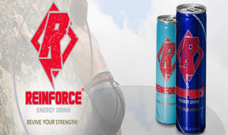 Reinforce Energy Drink